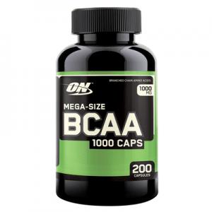 Optimum Nutrition Mega Bcaa 200 Kapseln