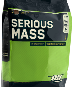Optimum Nutrition Serious Mass 5440g