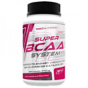 Super BCAA System 300 Kapseln